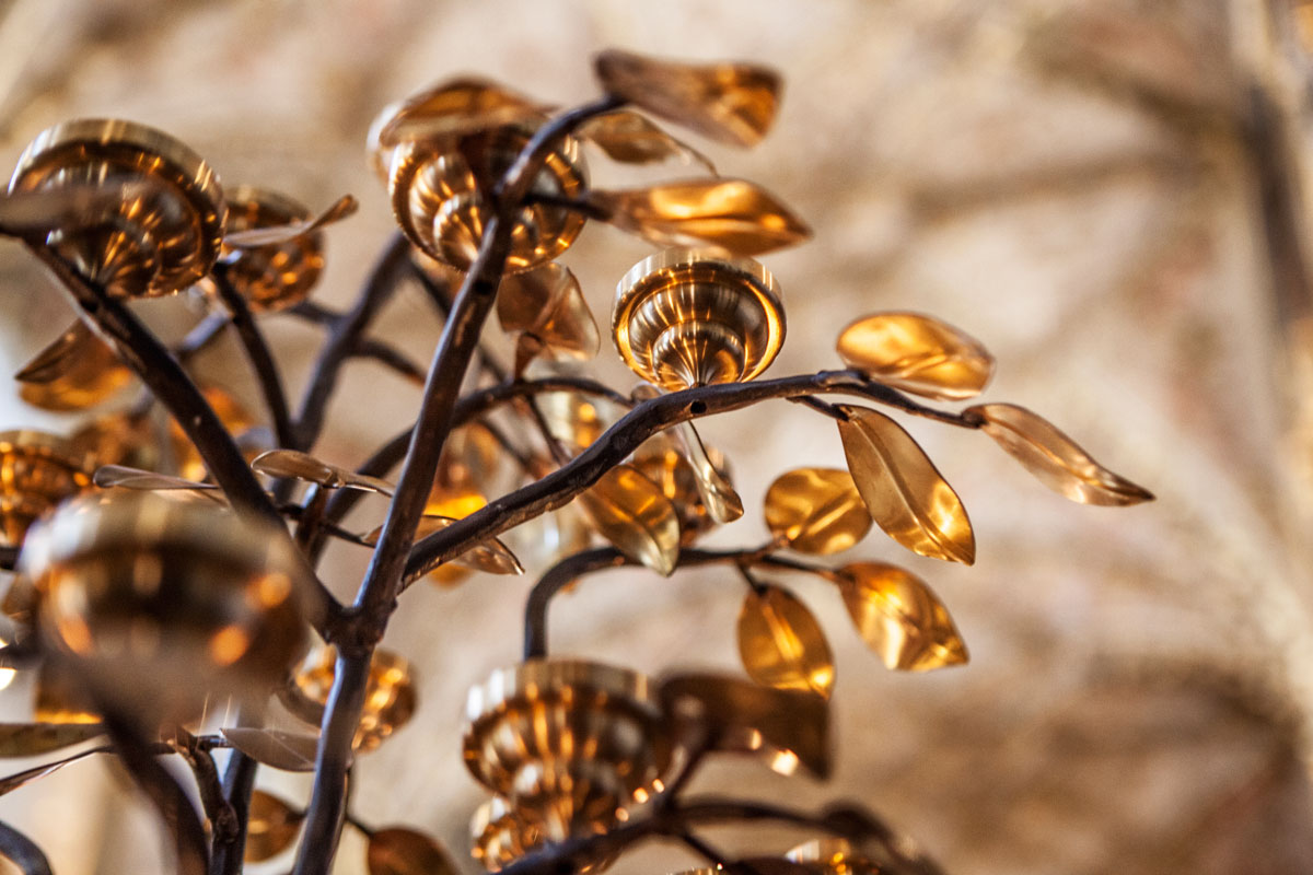 Lystræ Frederiksborg Slotskirke © kvindesmedien
