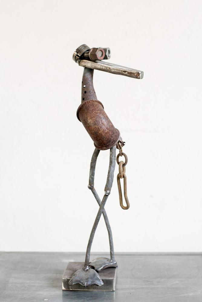 Dorte Eilenberger skulptur